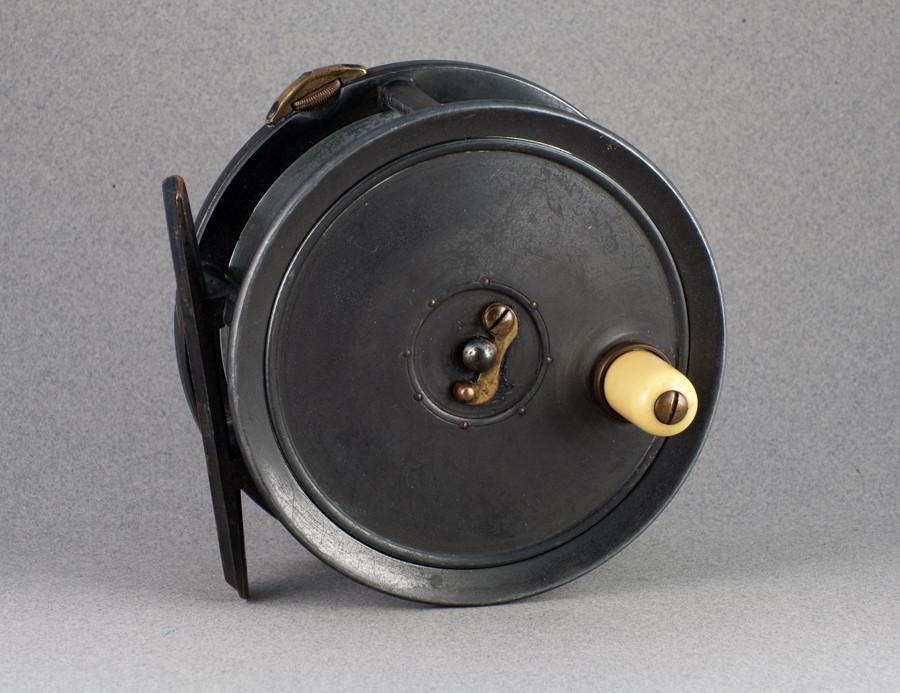 "Dingley Fly Reel 4 1/2"" Caged Spool"