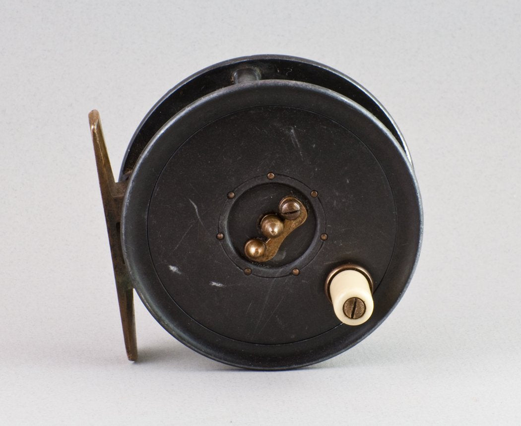 "Dingley Fly Reel 3"" - Caged Spool"
