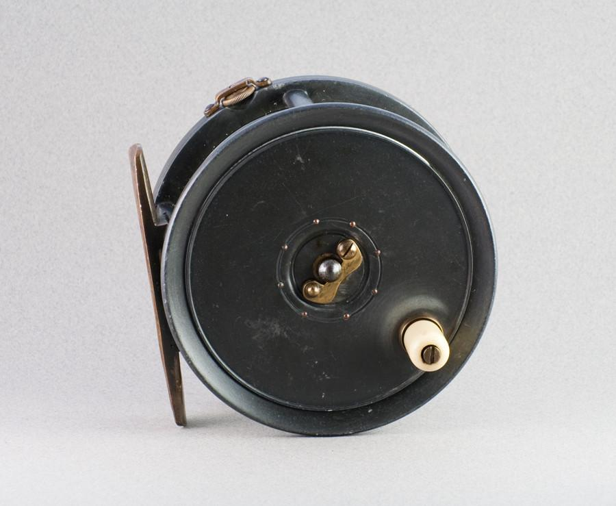 "Dingley Fly Reel 4 1/2"" -  Caged Spool - Alex Martin"