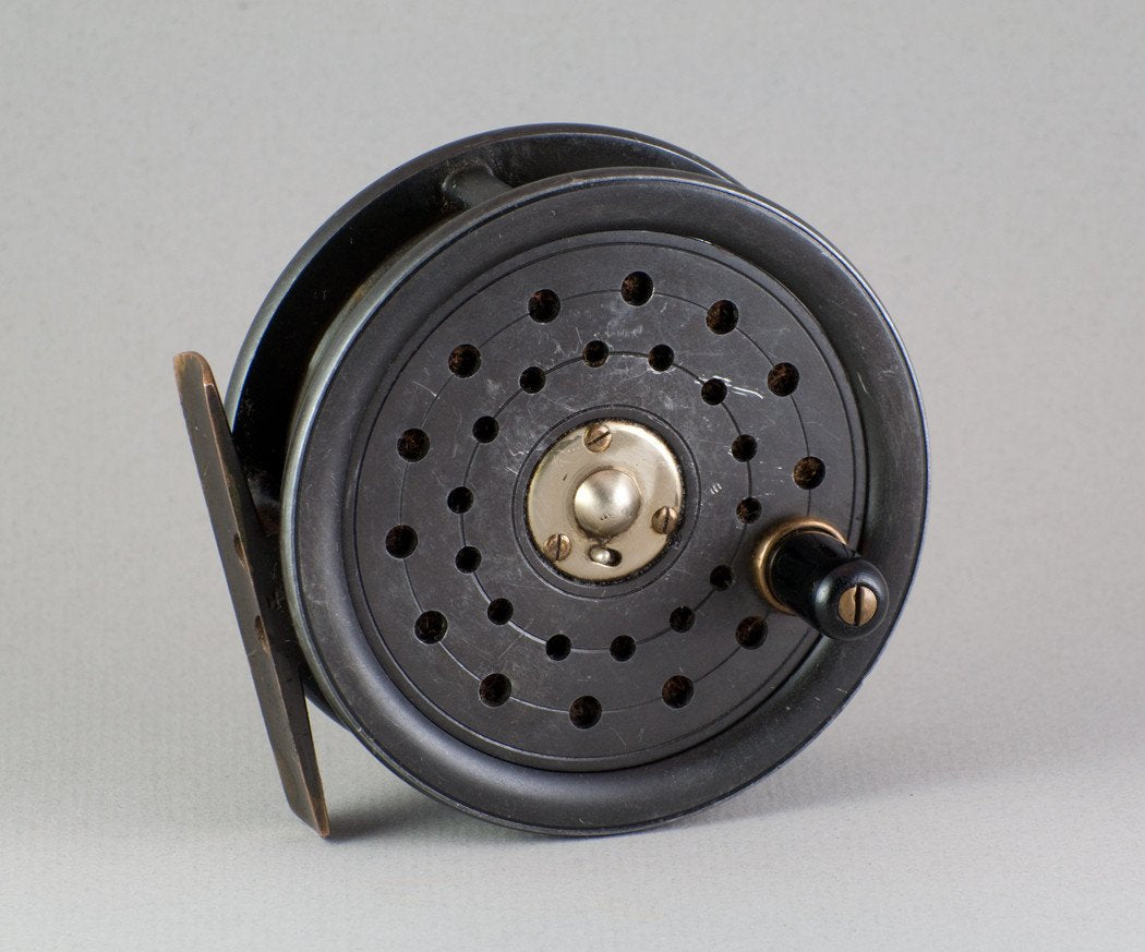 "Dingley Fly Reel 3 1/4"" St George Style - Malloch"