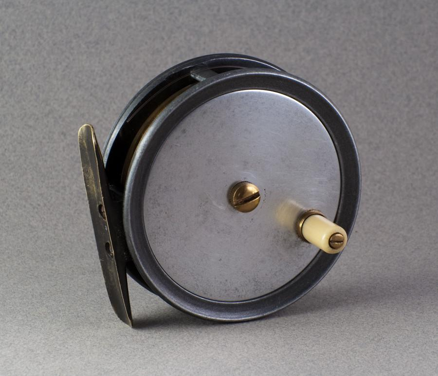 "Dingley Fly Reel 3 1/8"" - Walker Bampton"