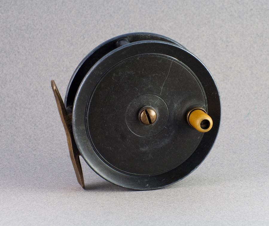 "Dingley Fly Reel 3 1/2"" M.C. Thorburn"