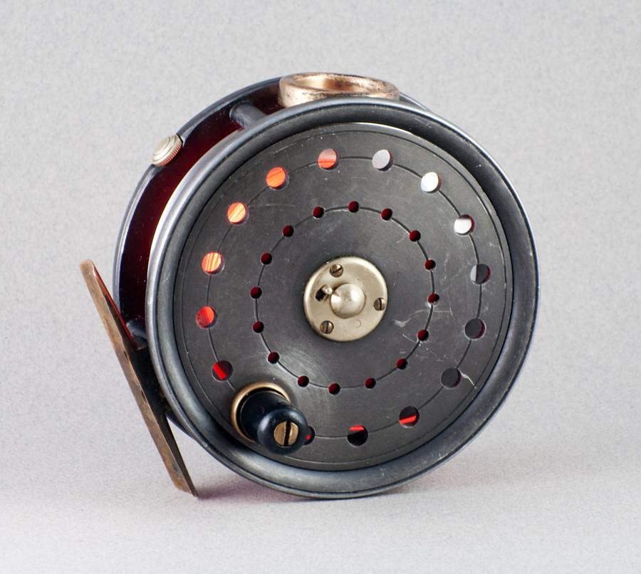 "Dingley Fly Reel 3 3/4"" St George Style - Ogden Smith Zefer"
