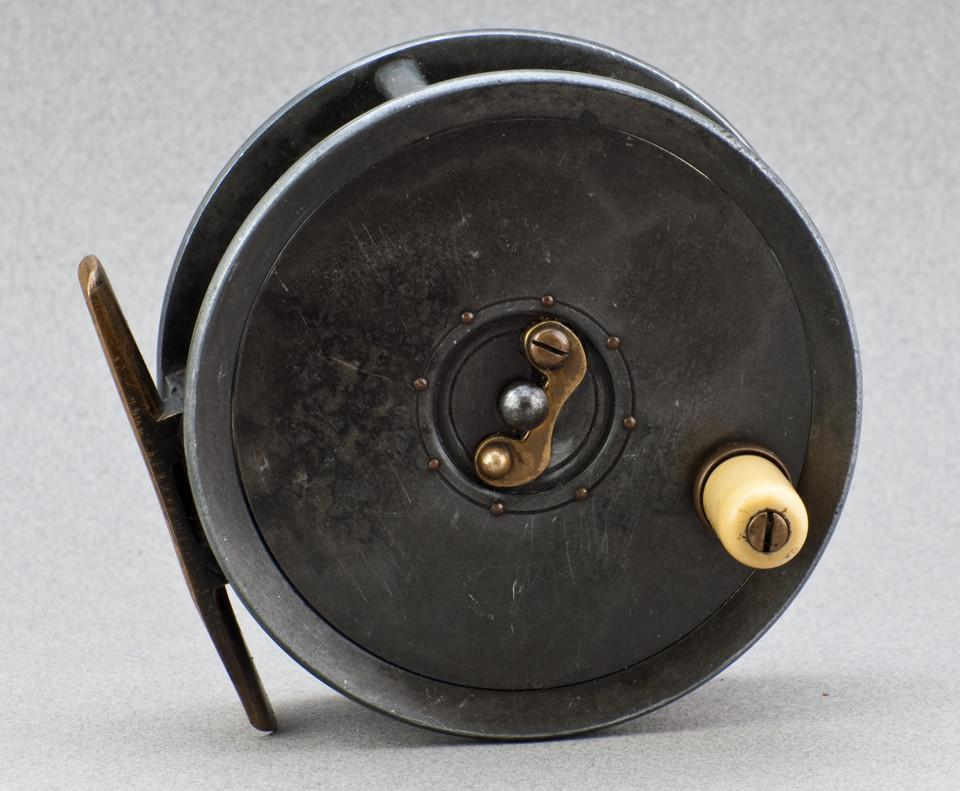 "Dingley Fly Reel 4"" - Caged Spool"