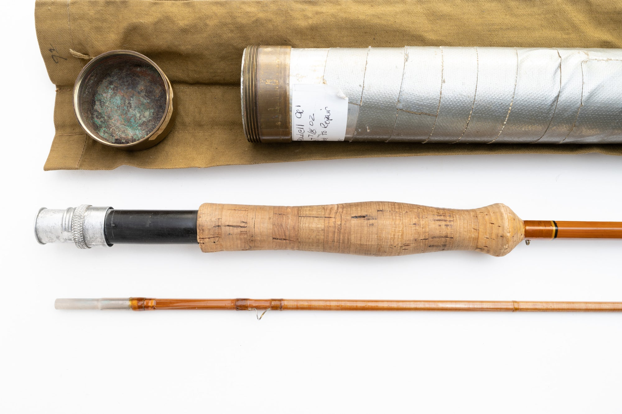 EC Powell Fly Rod 9' 2/1 #5/6