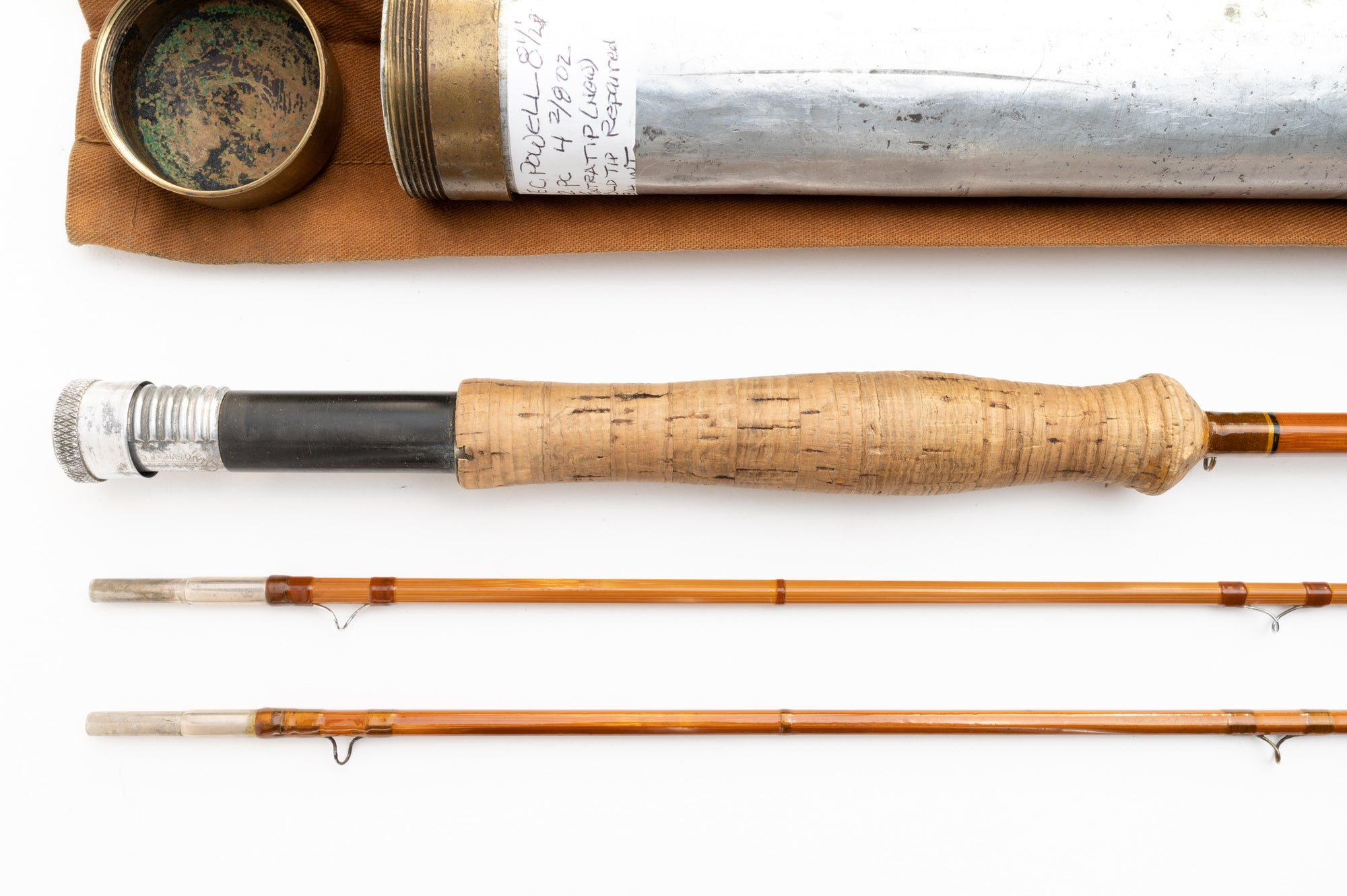 "EC Powell Fly Rod 8'6"" 2/2 #4 [SALE PENDING]"
