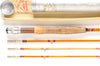 "Edwards Quad Fly Rod 8'6"" 3/2 #6/7 - Refinished by Sam Carlson"
