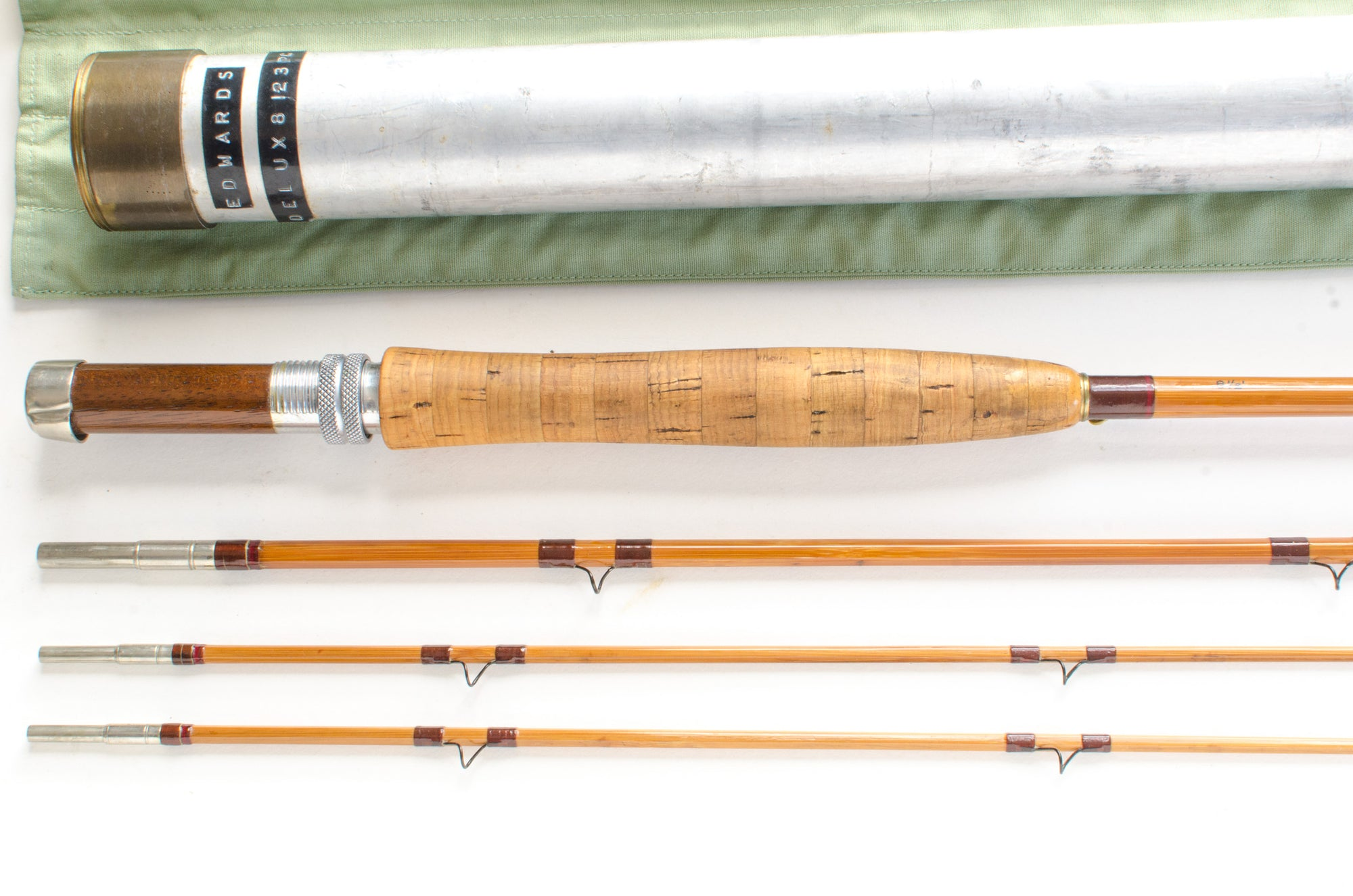 "Edwards Deluxe Fly Rod 8'6"" 3/2 #7"
