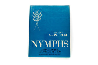 Nymphs Book by Ernest Schwiebert