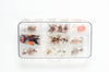 Fly Box with Salmon Flies