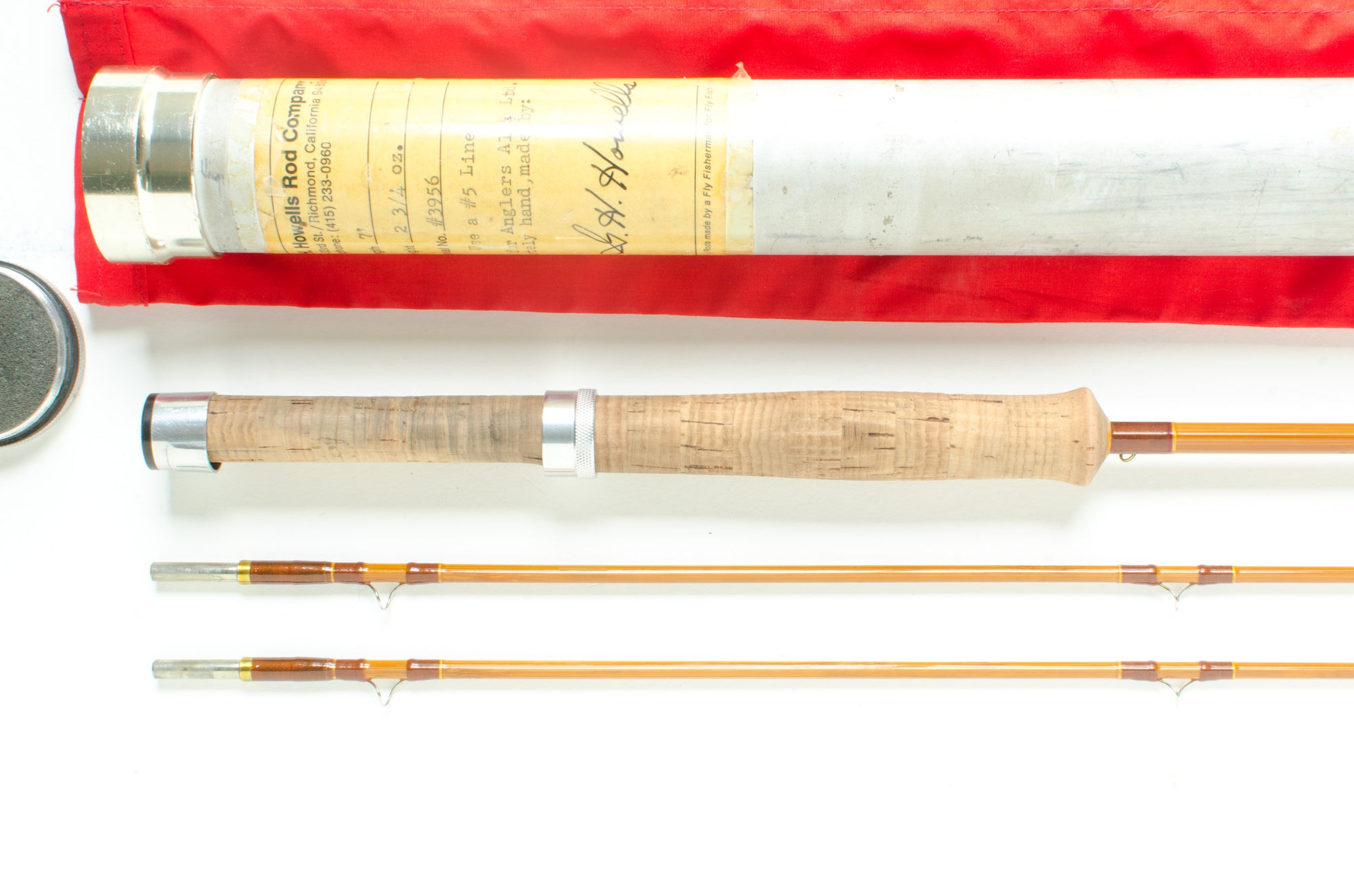 Gary Howells Fly Rod 7' 2/2 #5