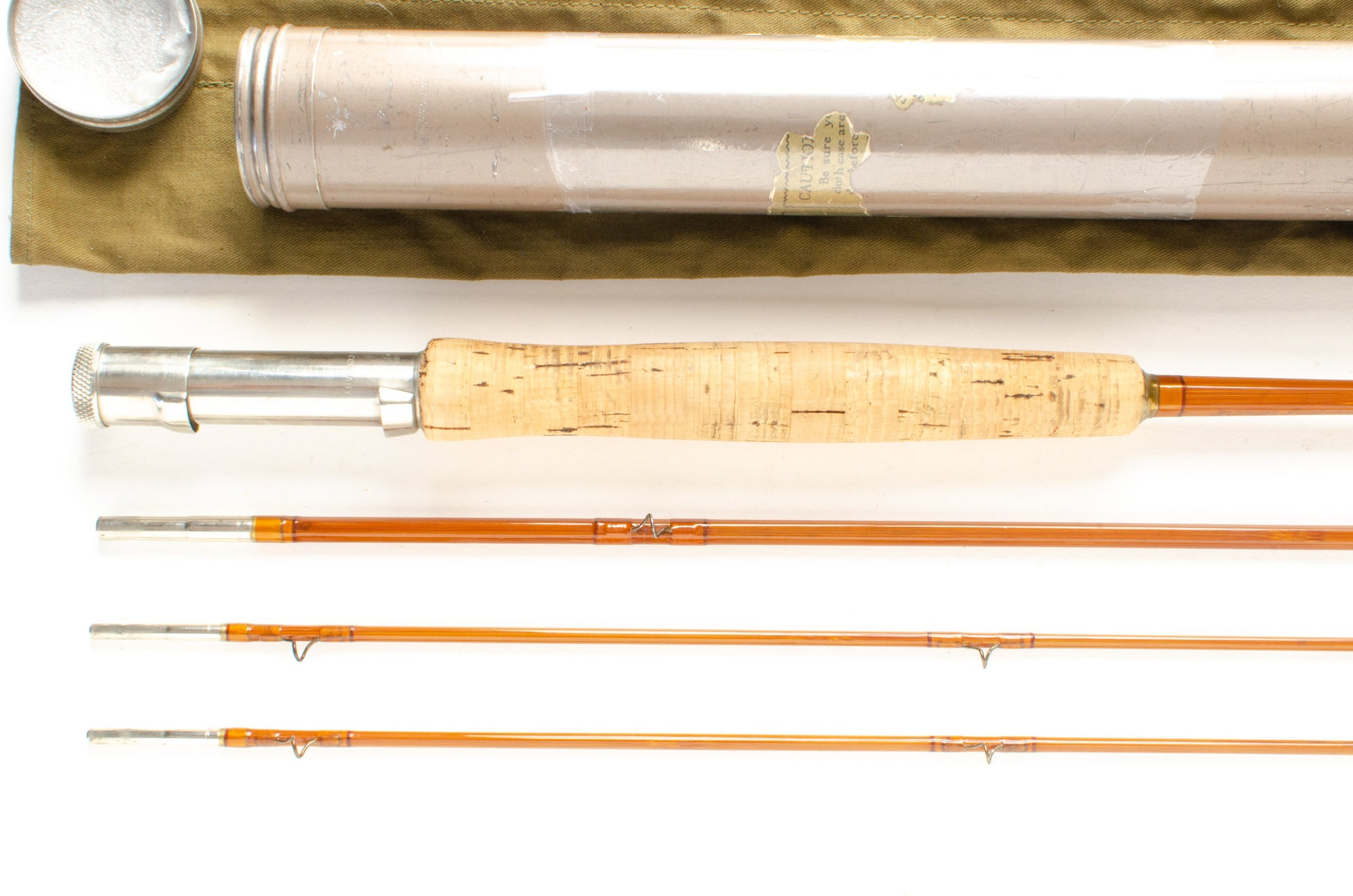 Granger Aristocrat Fly Rod 8' 3/2 #5
