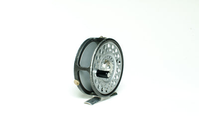Hardy Featherweight Reel w/ Two Spare Spools