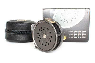 "Hardy Perfect Fly Reel 2 7/8"" LHW"