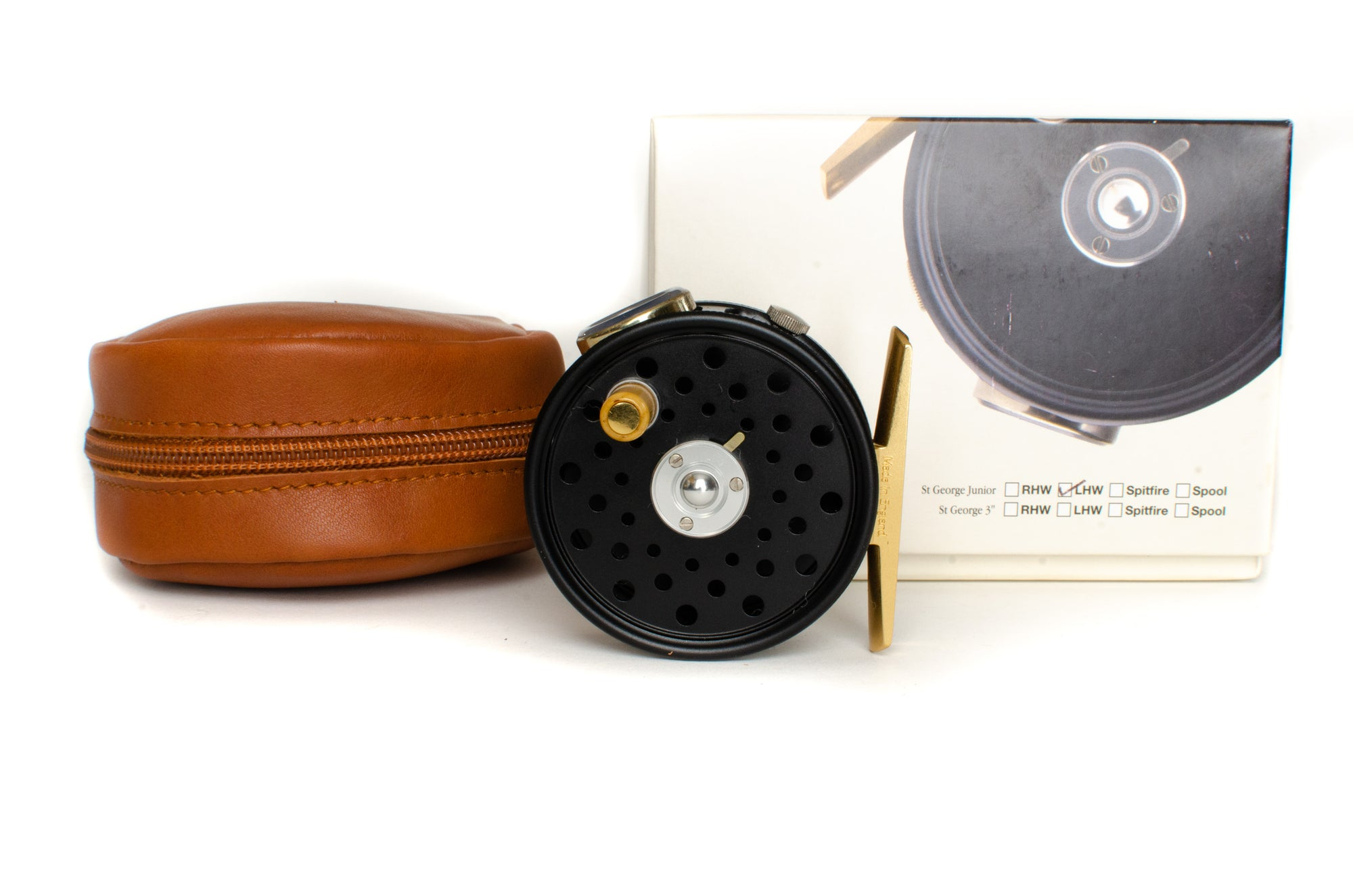 Hardy St George Junior Fly Reel LHW