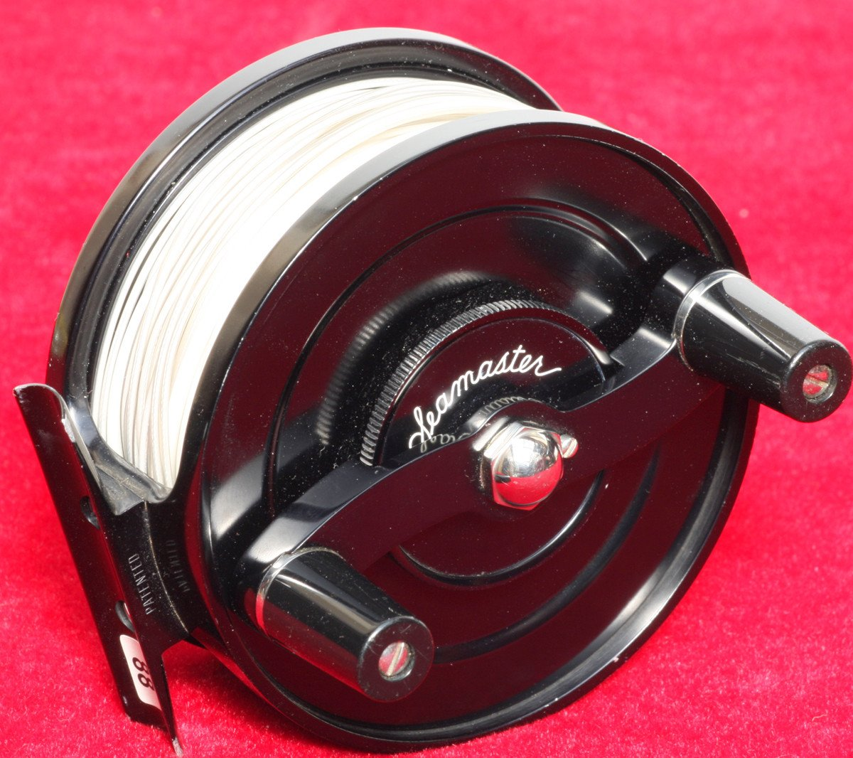 Seamaster Black Dual Mode Fly Reel - Mark II (RHW)