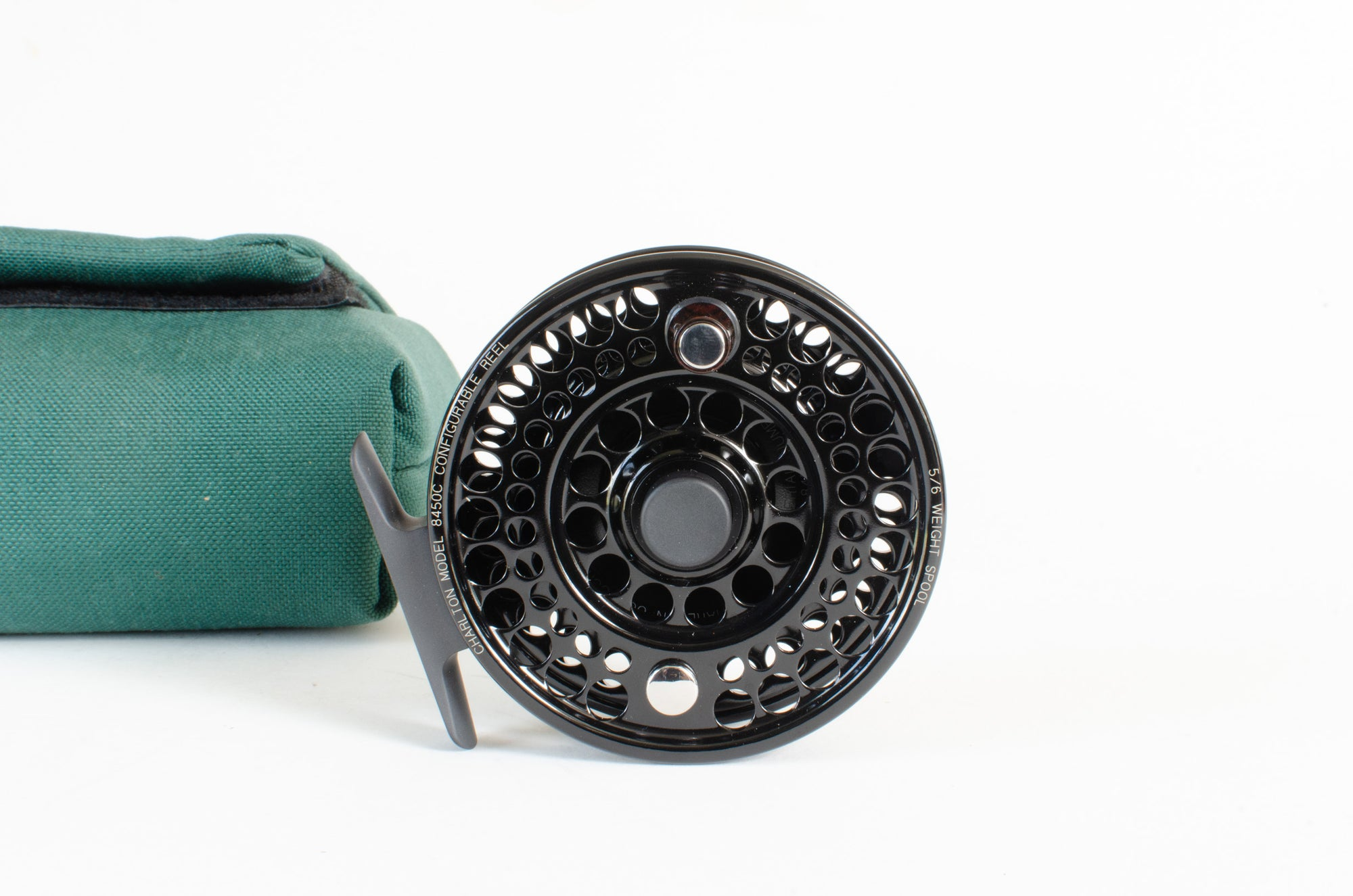 Charlton 8450C Fly Reel w5/6 spool