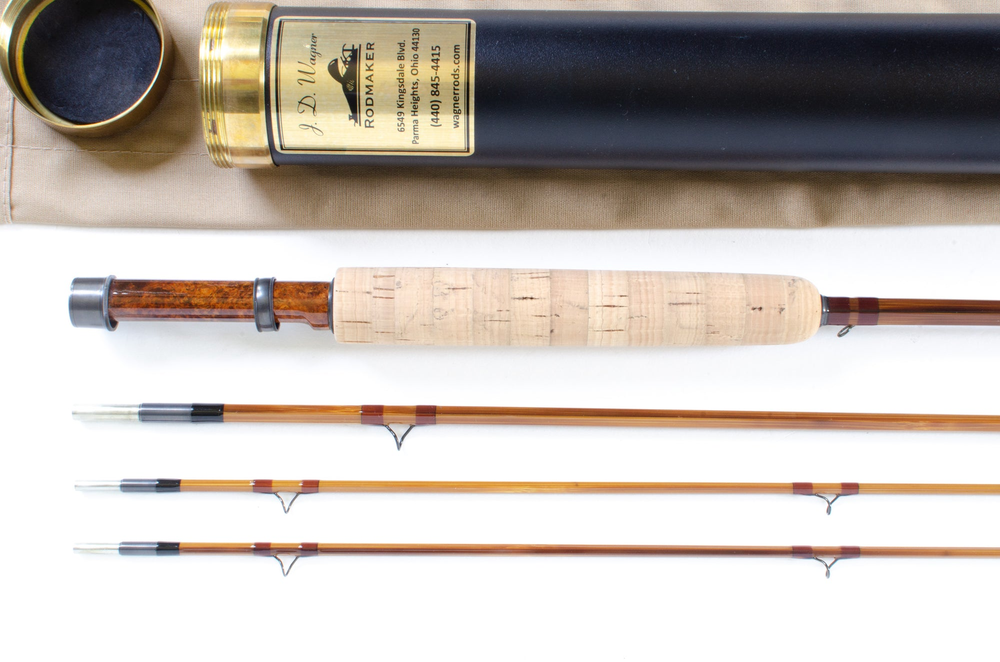 "JD Wagner Signature Series Fly Rod 8'3"" 3/2 #4"