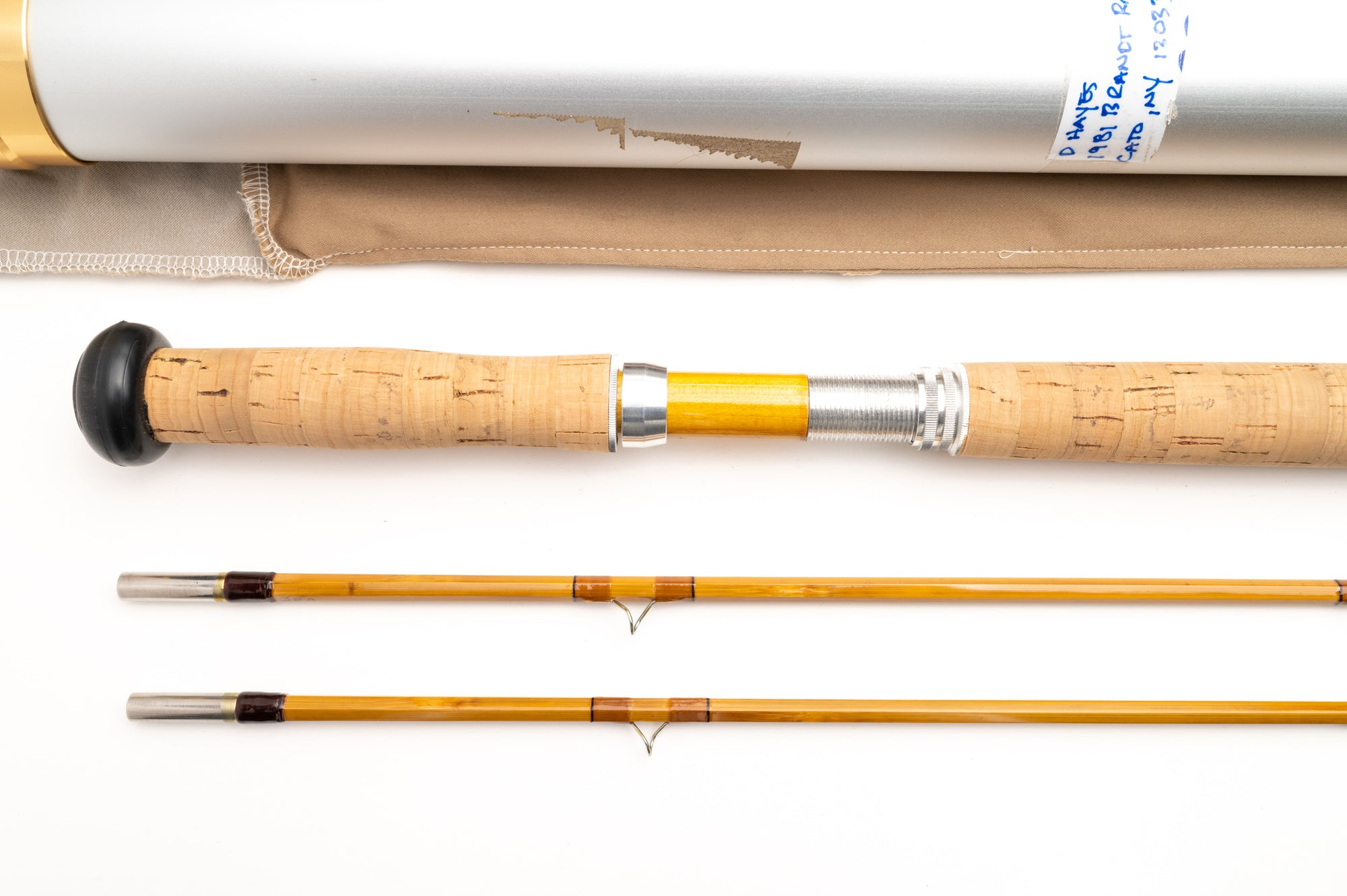 "Jerry Drake Spey Rod 10'6"" 3/2 #8"