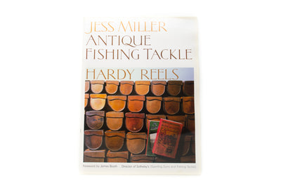 Antique Fishing Tackle Hardy Reels Jess Miller