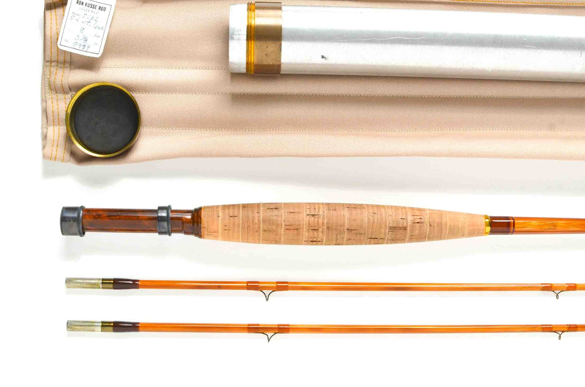 Ron Kusse Fly Rod 8' 2/2 #5/6