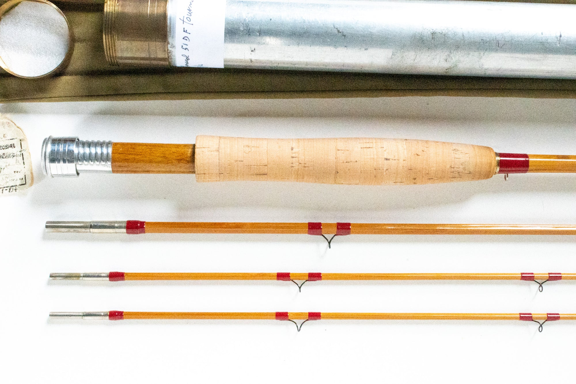 Leonard 51DF Tournament Fly Rod 9' 3/2 #6