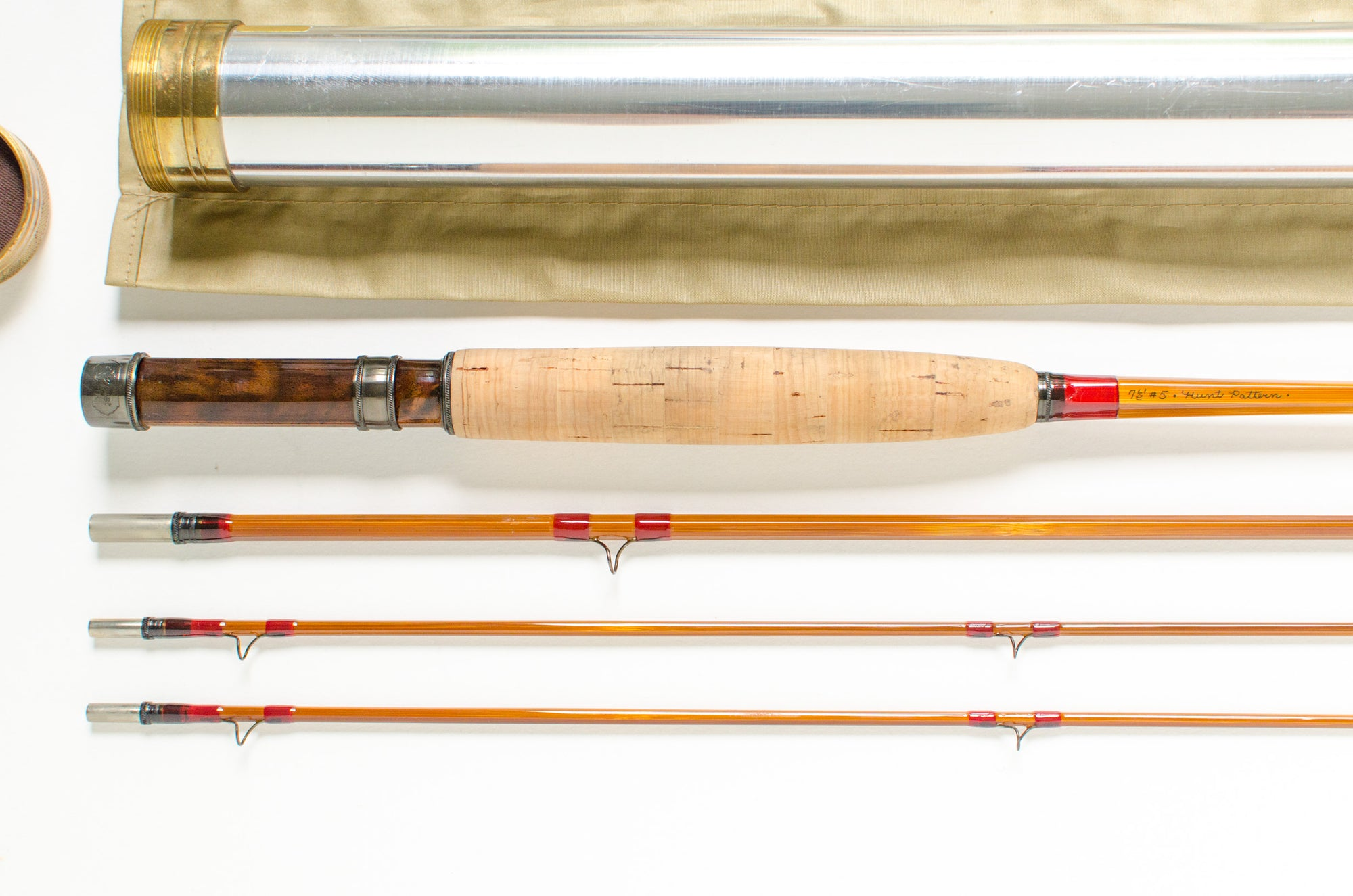 "Aroner Hunt Pattern Fly Rod 7'6"" 3/2 #5 [SALE PENDING]"