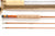 "Mark Canfield ""Phillips Usual"" Fly Rod 7'4"" 2/2 #4"