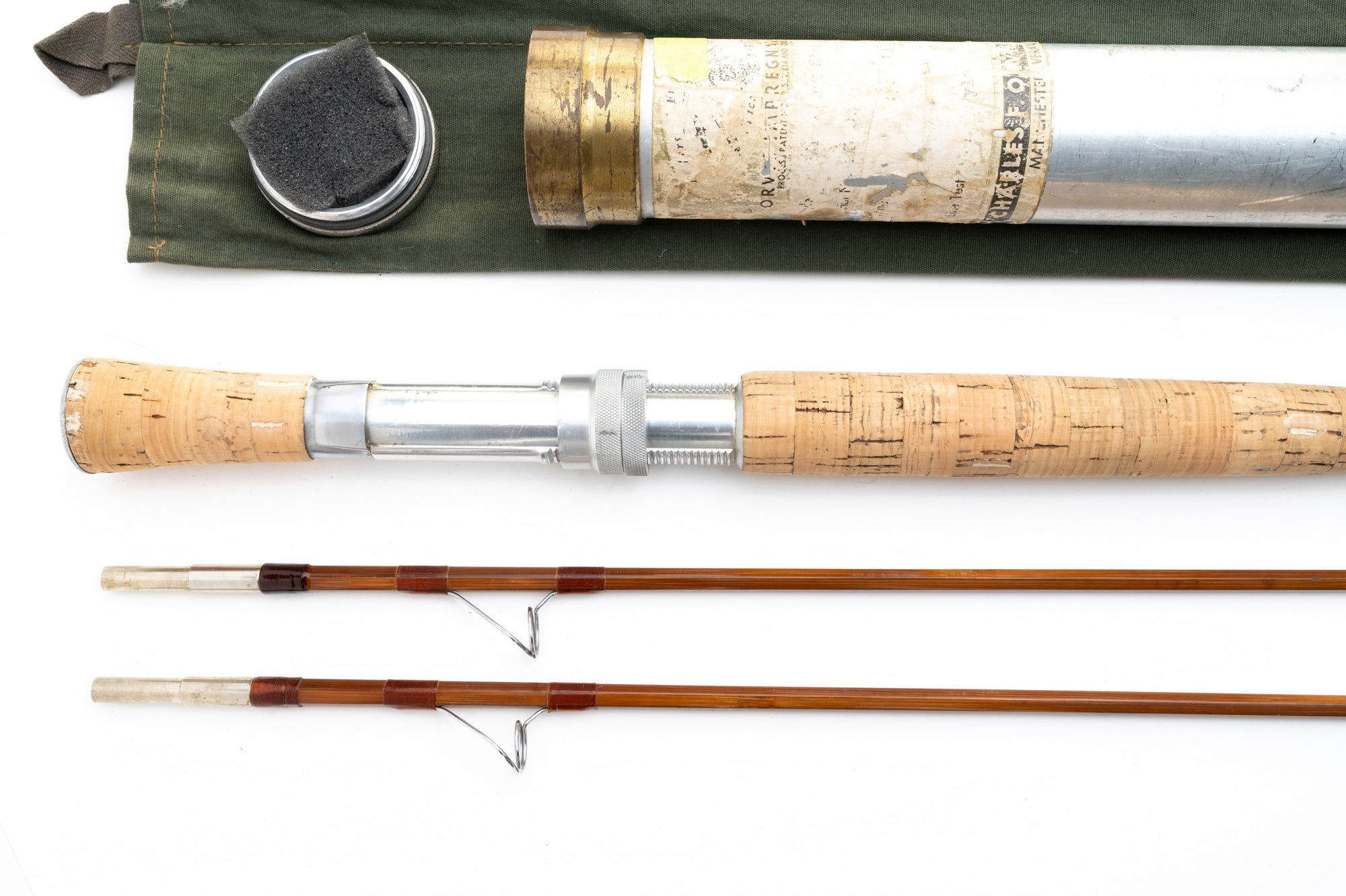"Orvis Shooting Star Fly Rod 8'6"" 2/2 #8"