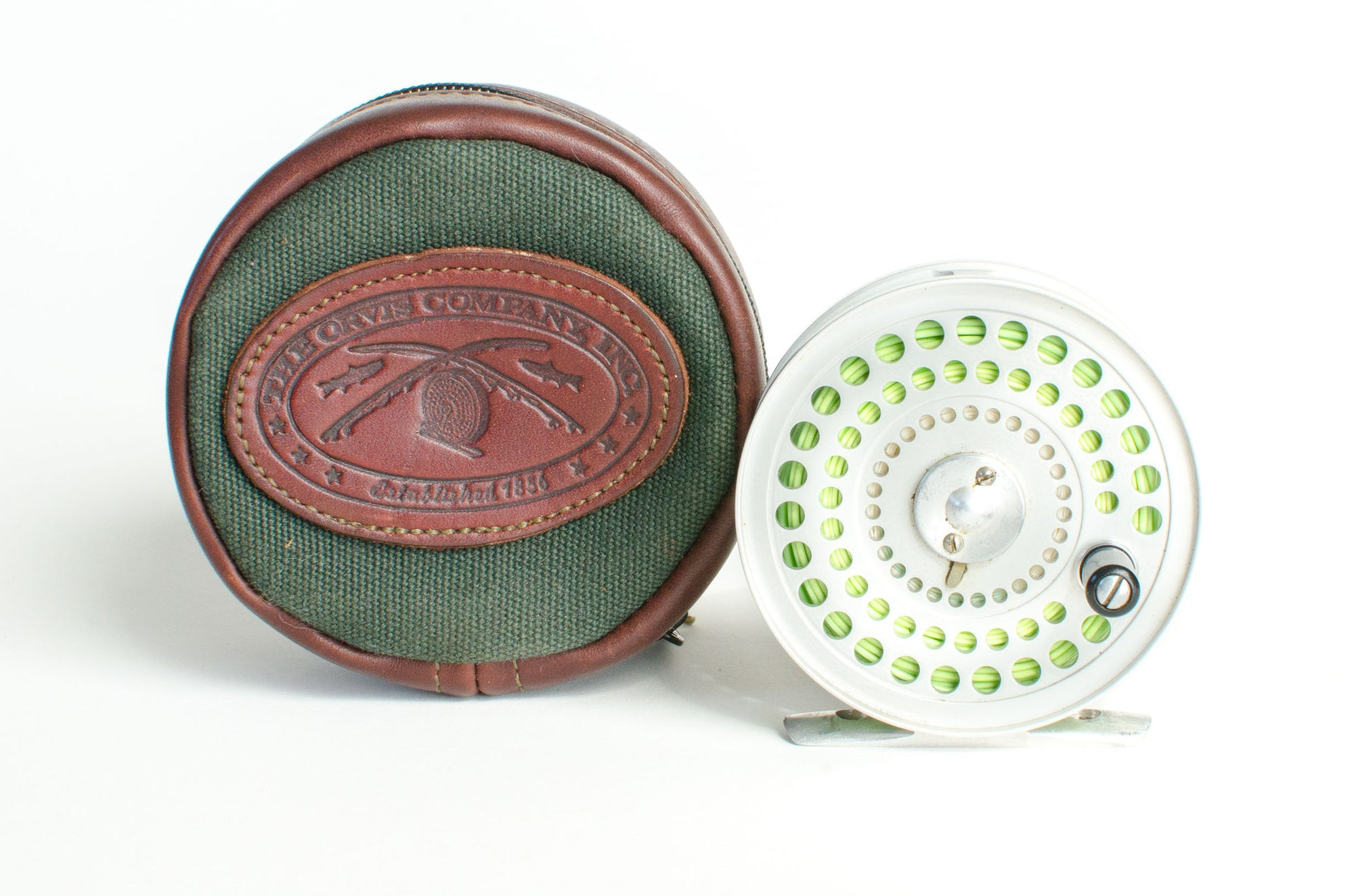 Orvis CFO III Silver Limited Edition