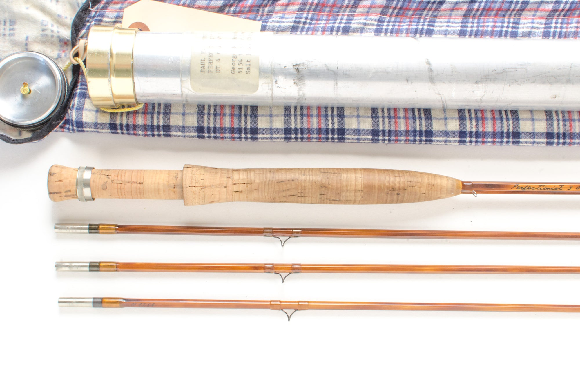 "Paul Young Perfectionist Fly Rod 7'6"" 2/3 #4/5"