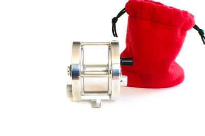"Paul Hermann Salmon Reel 3 1/4"" LHW"