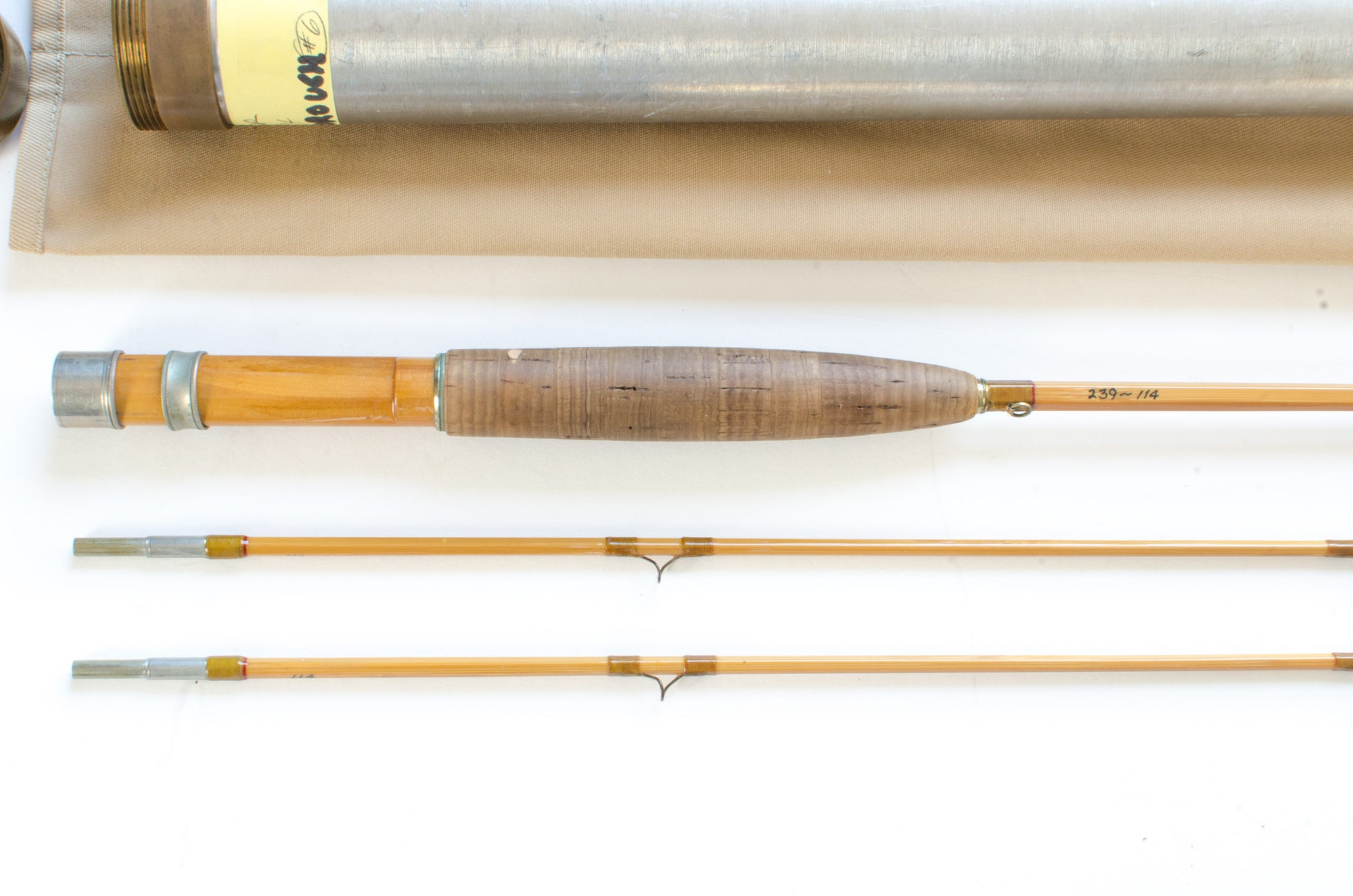 "RD Taylor Fly Rod 6'10"" 2/2"
