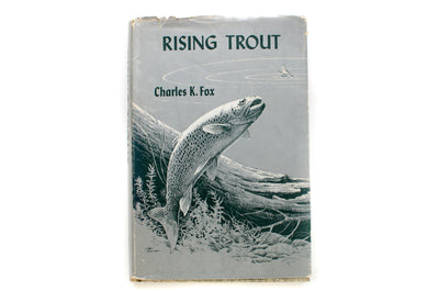 Rising Trout Book by Charles Fox