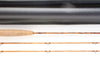 "Ron Kusse Elfin Fly Rod 6'3"" 2/2 #3/4"