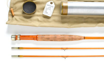 "Ron Kusse Fly Rod 7'6"" 2/2 #5"