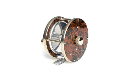 Saracione Deluxe II Trout Reel Marbleized [SALE PENDING]