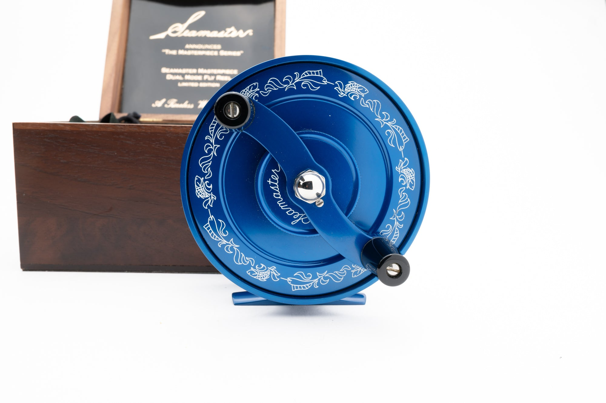 Seamaster Masterpiece Series Limited Edition Fly Reel