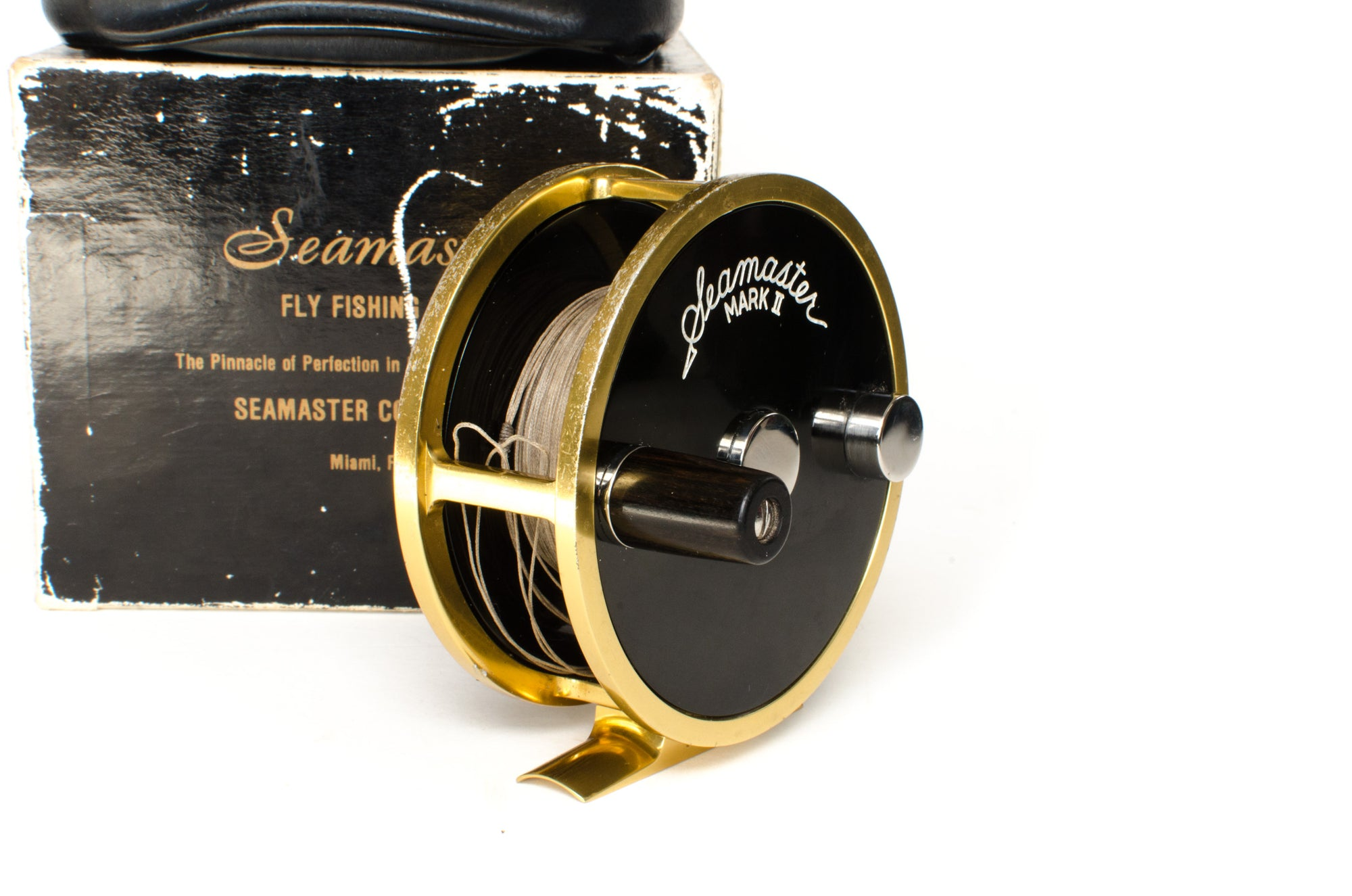 Seamaster Mark II Fly Reel