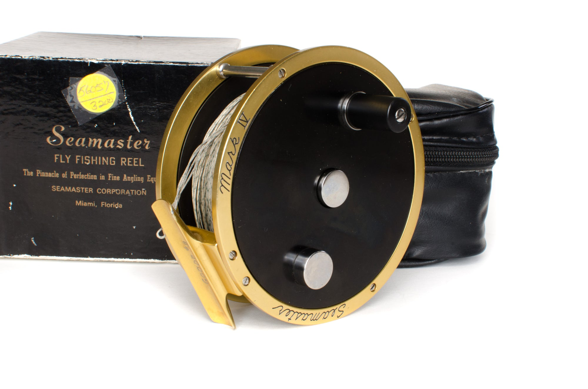 Seamaster Mark IV Fly Reel - RHW