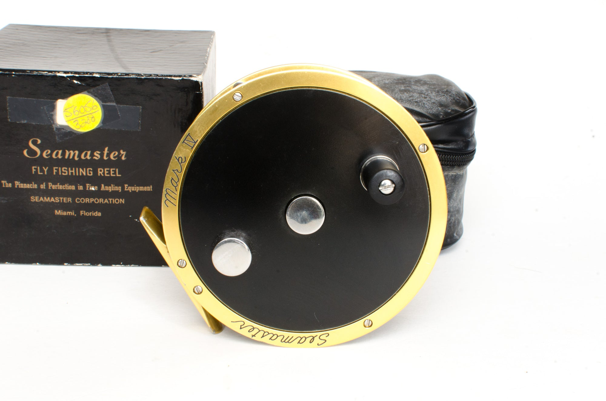 "Seamaster Mark IV Reel 4 1/2"" RHW"