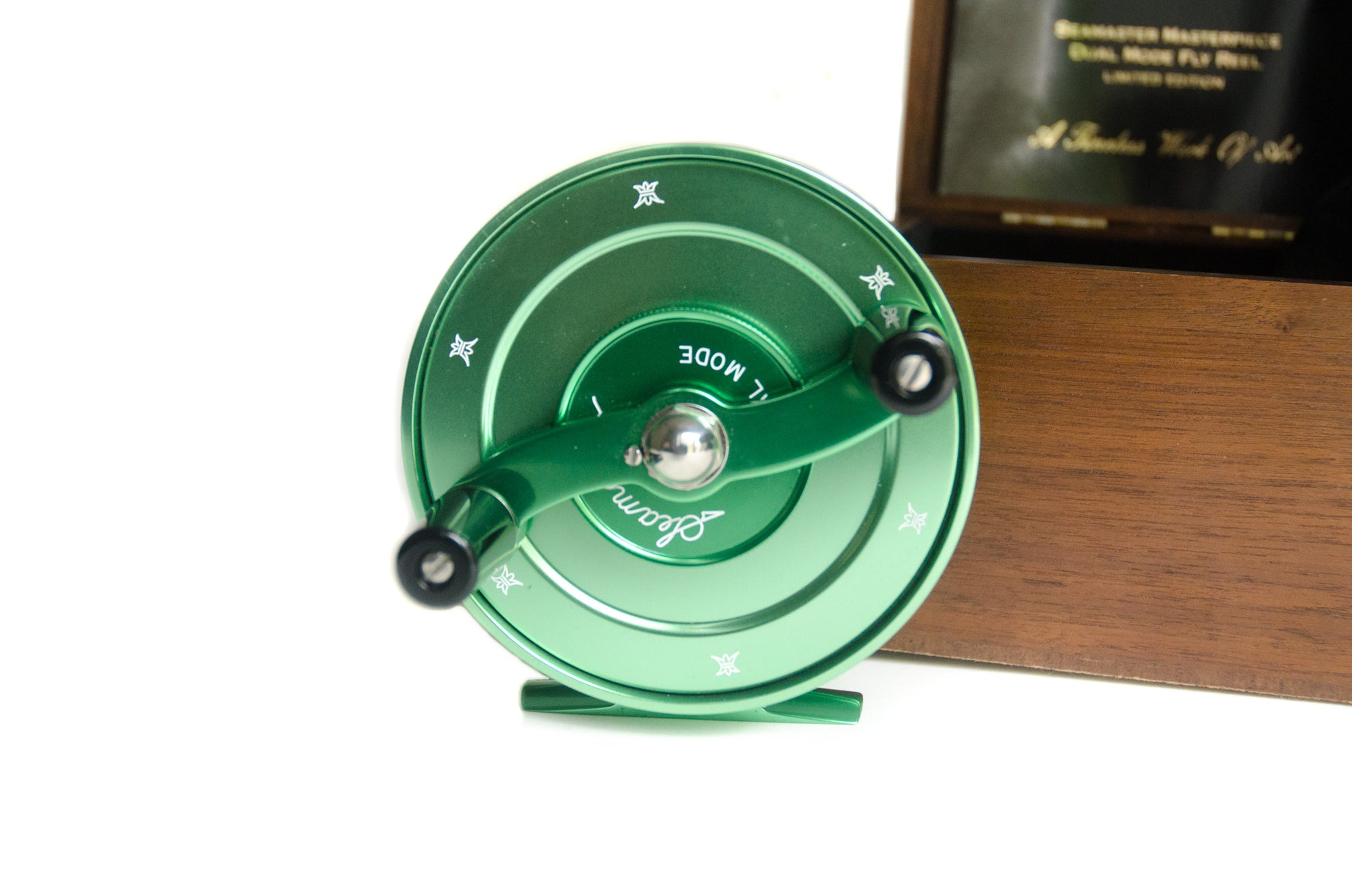 "Seamaster ""Redbone"" Dual Mode Masterpiece Mark III Fly Reel"