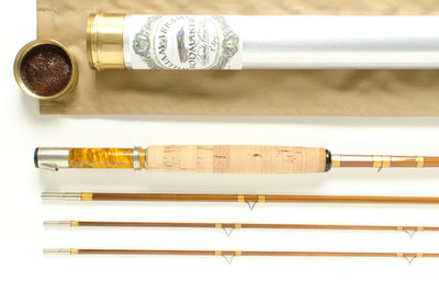 William Abrams Edwards Presentation Model Fly Rod 8' 3/2 #4
