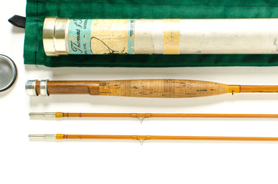 Thomas and Thomas Classic Bamboo Fly Rod 8' 2/2 #5 [SOLD]