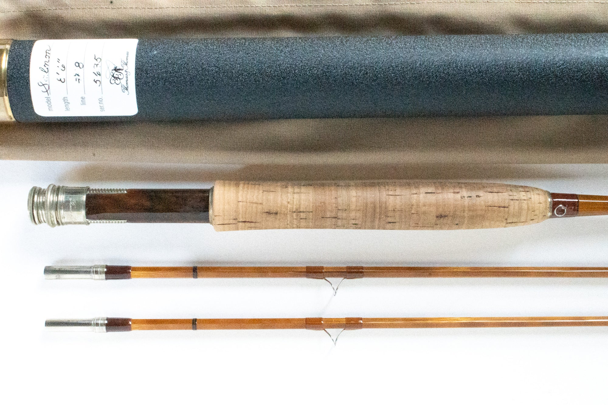 "Thomas and Thomas Salmon Rod 8'6"" 2/2 #8 [SALE PENDING]"