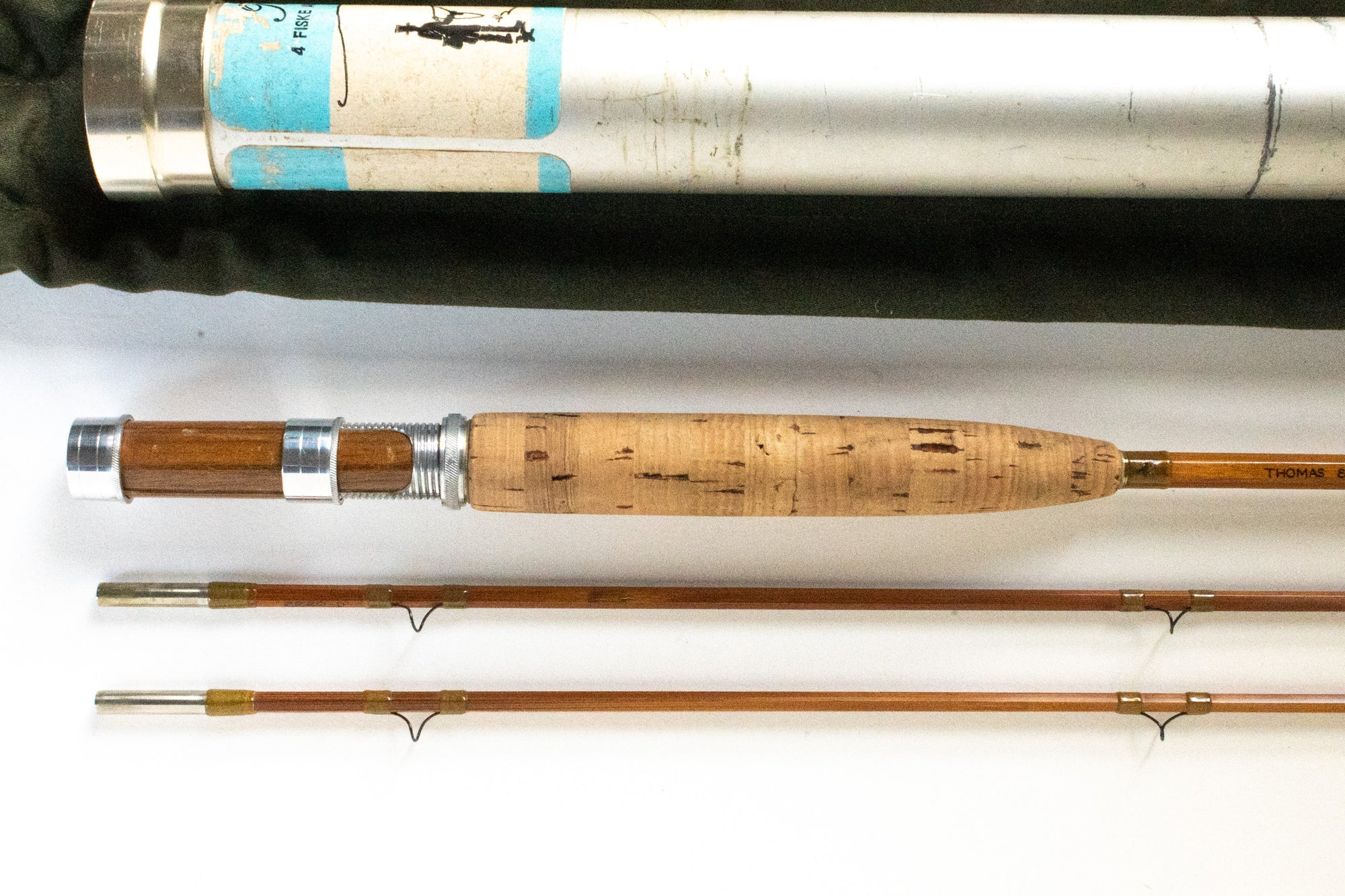 "Thomas and Thomas Individualist Fly Rod 7'6"" 2/2 #5 [SALE PENDING]"