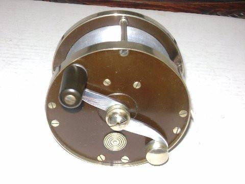 Zwarg, Otto - Model 300 Fly Reel - Size 3/0