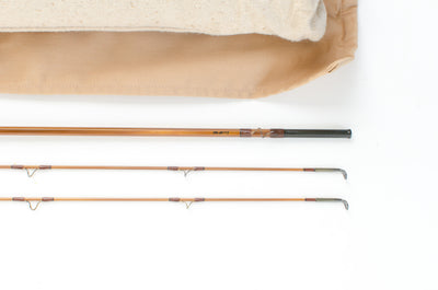 "Walt Carpenter Browntone Fly Rod 7'3"" 2/2 #4"