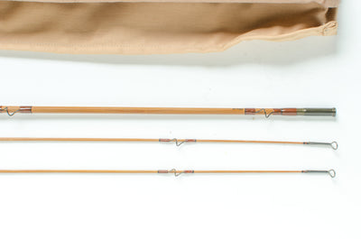 "Walt Carpenter Browntone Fly Rod 6'3"" 2/2 #3"