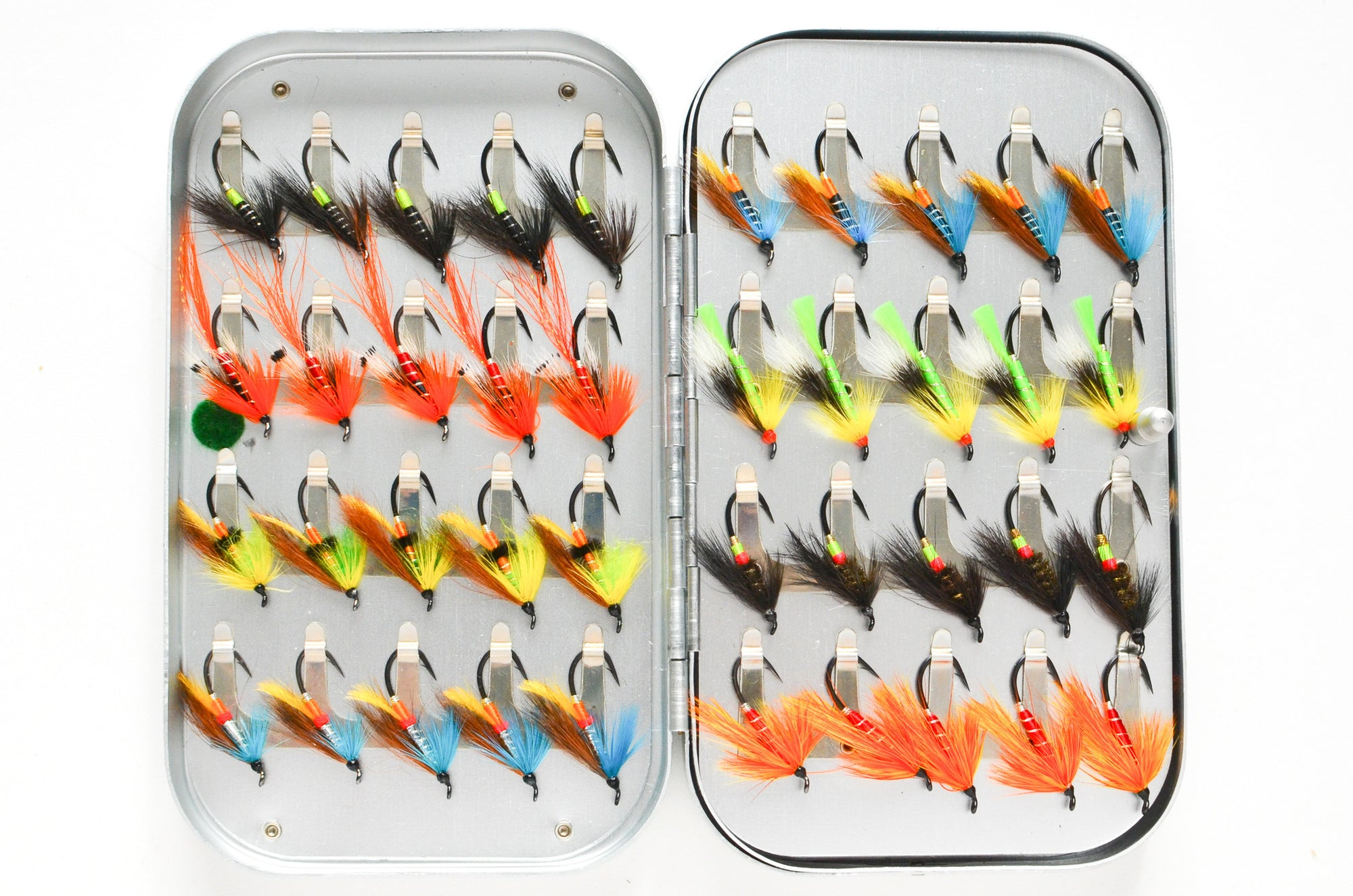 Warren Duncan Salmon Fly Box